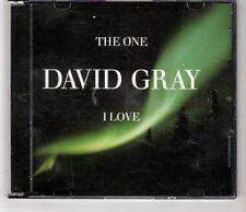 (HI525) David Gray, The One I Love - 2005 CD