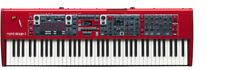 Nord Stage 3 HP76 76-key weighted lightweight keyboard/synth/organ New  //ARMENS