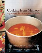 Cooking from Memory : A Journey Through Jewish Food by Gaye Weeden, Hayley Smorg