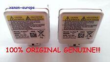 2pcs 2x D1S Philips XenStart Xenon Bulbs Original Genuine HID Pair