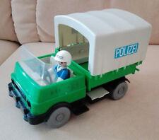 Playmobil - 3233 - Polizei-Auto / Polizei Manschaftswagen - alt von 1975