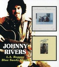 JOHNNY RIVERS - BLUE SUEDE SHOES/LA REGGAE  CD NEW+