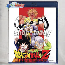 Dragon Ball Z El Regreso del Guerrero Legendario Bluray LATIN SPANISH Region A