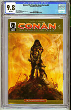 CONAN The FRANK FRAZETTA COVER SERIES #3 CGC Graded 9.8 NM/M Dark Horse Comics