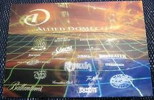 Advertising Brands Retail Allied Domecq - posted 1999