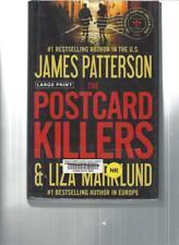 JAMES PATTERSON - THE POSTCARD KILLERS - LP108