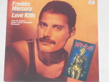 "Freddie MERCURY-Love Kills - 7"" 45"