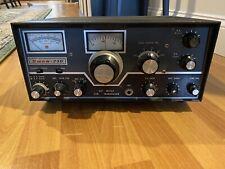 Swan 250 Vintage Ham Radio 6-Meter Transceiver