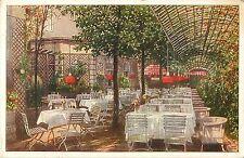 A View of the Hotelgarten, Park-Hotel, Frankfurt Main, Germany