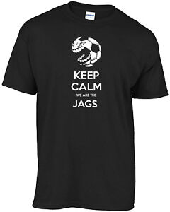 Keep Calm We Are The Jags T-shirt