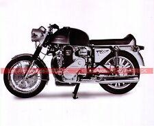 MÜNCH 1200 TT Mammut Mammouth 1966 Fiche Moto 000025