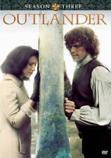 Outlander Season 3 (DVD, 2017, 4-Disc Set) FREE SHIPPING 1-3 DAY MAIL