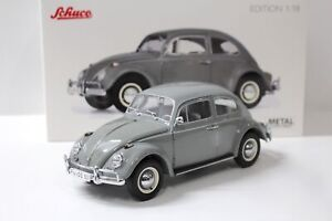 1:18 Schuco VW Käfer Limousine 1963 grey