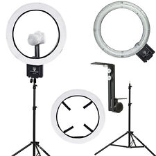 "Diva Ring Light Nova 18"" Ring Light w/Stand, Z-Bracket, & Diffusion Cloth"