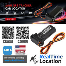Car Tracking Devices Vehicle Motorcycle Gsm Gps Tracker Locator Global Real Time