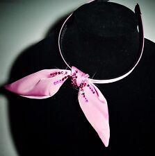 Brand-new handmade, unique design bunny hair wear accessory w/Swarovski crystals
