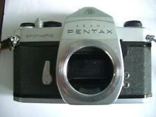 Pentax Spotmatic SP 35mm SLR Film Camera Body Only