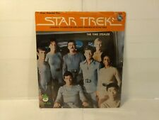 "Star Trek The Time Stealer 7"" 45Rpm Extended Play Peter Pan Record ff3"
