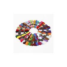 Set Da 50 Matassine Colorate Per Incisioni E Punto Croce - Vari Colori 100%