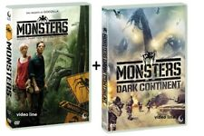 Dvd Monsters / Monsters - Dark Continent (2 Film DVD) ......NUOVO