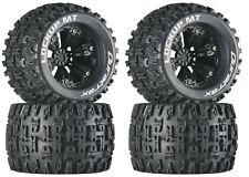 Duratrax DTXC3580 Mounted Lockup MT 3.8 Tire / Wheel (4) E-Revo Summit T-Maxx
