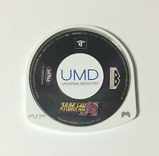 USED PSP Disc Only Super Robot Taisen A Portable JAPAN Sony PlayStation Portable