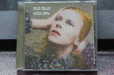 Rare David Bowie Hunky Dory Japan Import Edition 11Tracks EMI TOCP-53526 Inlays