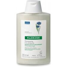 Klorane Shampoo With Centaury For White and Gray Hair 200ml 1 item