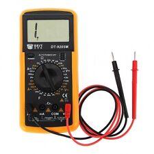 LCD Digital Multimeter Misuratore transistor Voltmeter AMPEROMETRO VOLT AMPERE