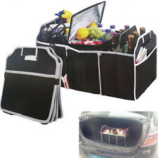 Car Auto Trunk Organizer Folding Caddy Storage Bin Bag Box Collapsible