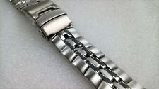 WATCH BAND STAINLESS STEEL TIMEX METAL BAND FOR MEN AND WOMEN Silv tone 16-20mm