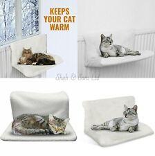Cat Kitten Pet Dog Hanging Radiator Bed Warm Fleece Basket Cradle Hammock Plush