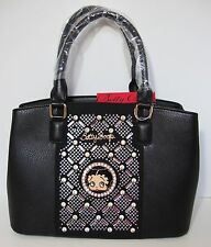 Betty Boop Large Satchel Purse Bling