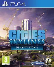 Cities: Skylines [PlayStation 4 PS4, Sandbox, City Builder, Simulation] NEW