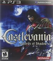 Castlevania: Lords of Shadow PlayStation 3 [PS3 Belmont Konami Dracula] NEW