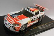 Ixo 1/43 Scale GTM058 CHRYSLER VIPER GTS-R #1 WINNER 24H SPA 2002