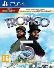 Tropico 5 - Limited Special Edition (Playstation 4) PS4 - 1st Class Delivery