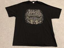 Harley Davidson Motorcycles Black Shirt Santa Clarita Old Road Live to Ride XL