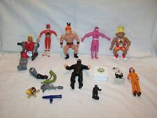 Vintage Power Rangers TMNT Tonka 1980's and 1990's  Mixed Action figure lot