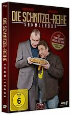Die Schnitzel-Reihe (Sammlerbox, Filme + Serie, Armin Rohde) 4 DVD NEU + OVP!