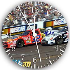 Nascar Frameless Borderless Wall Clock Nice For Gifts or Decor Z67
