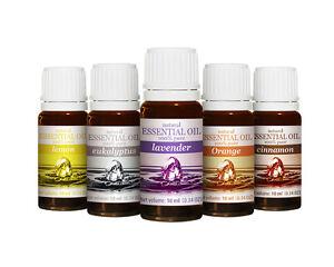 Aceites Esenciales 100% Natural Puro Aromaterapia Aceites & 10ml Aroma Fragancia