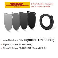 Haida Rear Len Filter kit for Sigma 14-24mm F2.8 DG HSM /Sigma 12-24mm Canon EF