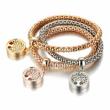 Tree of Life Bracelet for Women Charm Gold Silver and Rose Gold Valentines Gift