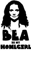 Wentworth Prison tv dvd Australia vinyl decal sticker laptop Bea is my Homegirl