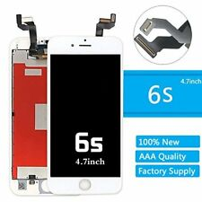iPhone 6S 4.7'' Touch Screen LCD Digitizer Full Assembly Replacement White