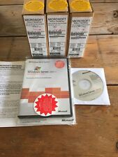 Windows Server 2003 Standard R2 NON-OSB, Deutsch incl. 5 CALs mit MwSt Rechnung