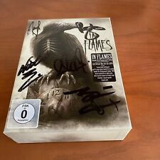 In Flames - Sounds Of A Playground Fading - Limited Box Set Signed Firmado
