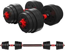 HOMBOM Adjustable Fitness Dumbbells Set, Adjustable Weight to 88Lbs, Home Fitnes