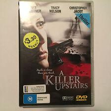 A Killer Upstairs [ExRental, DVD, Thriller, M]